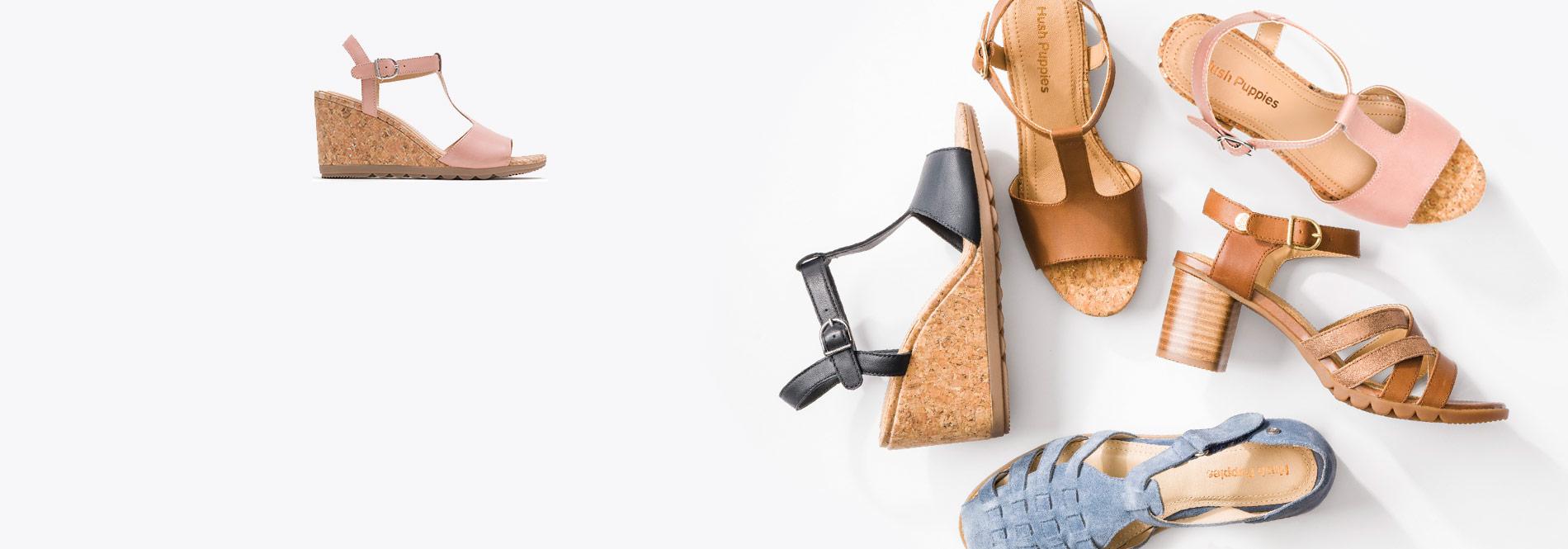 d77e9a15ca1120 Chaussures décontractées et confortables Hush Puppies
