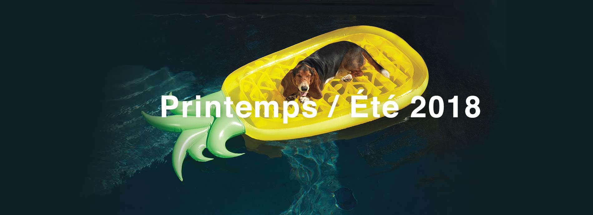 Printemps / Été 2018