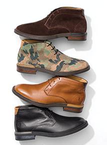 Davis Chukka Boots