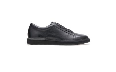 Black sneaker.