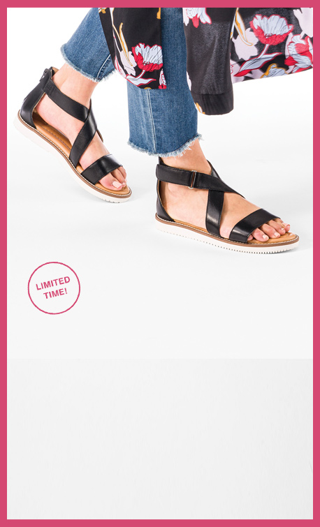 Briard Sandals Only $35 with code. Use code BRIARD