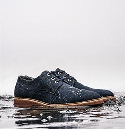 Men's Worryfree shoes.