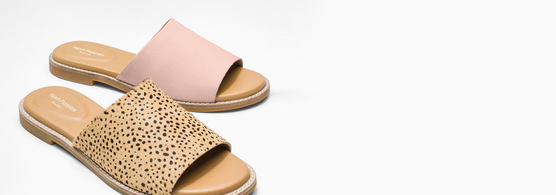 Lexi Slide sandals.