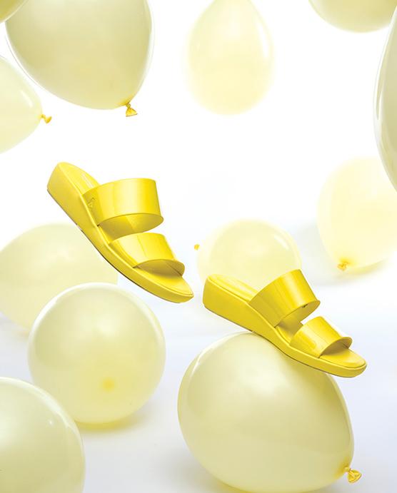 Brite Jells in yellow.