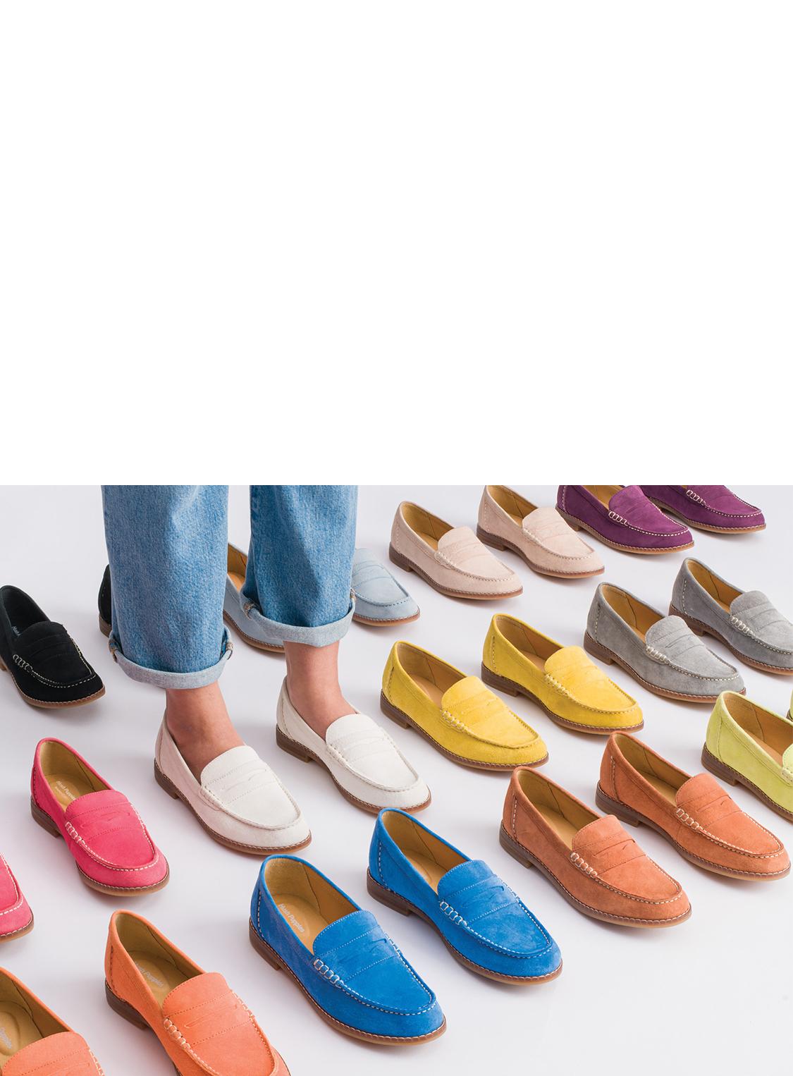 Wren loafer shoes