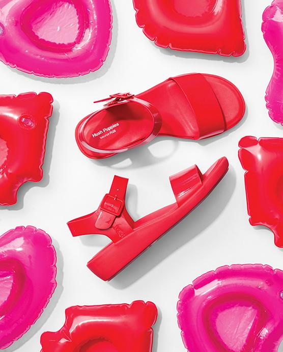 Brite Jells in red.