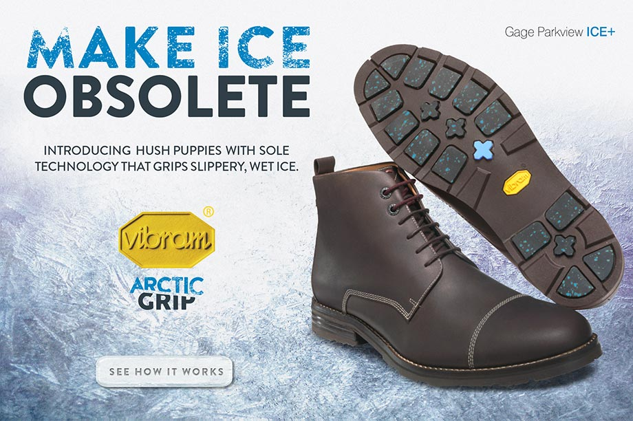 Arctic Grip | See How It Works