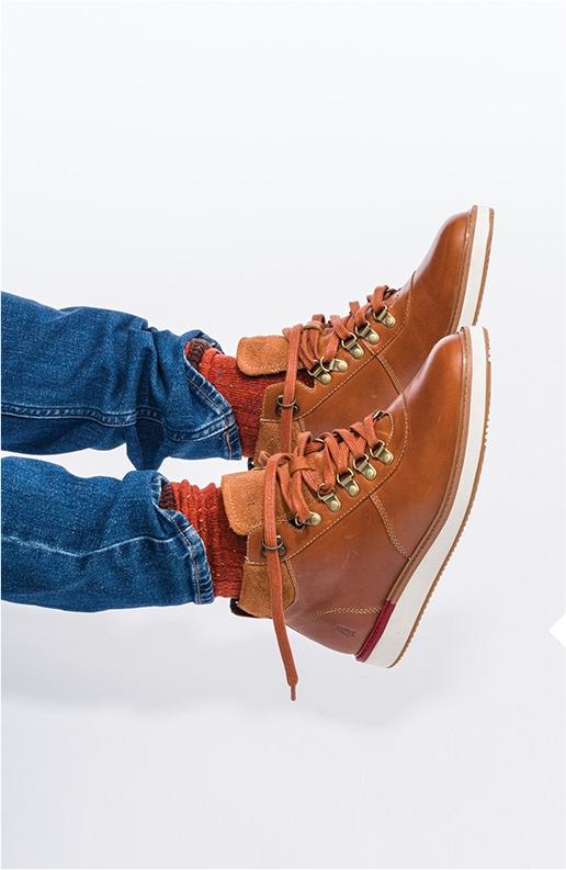 Heath Hiker Boots