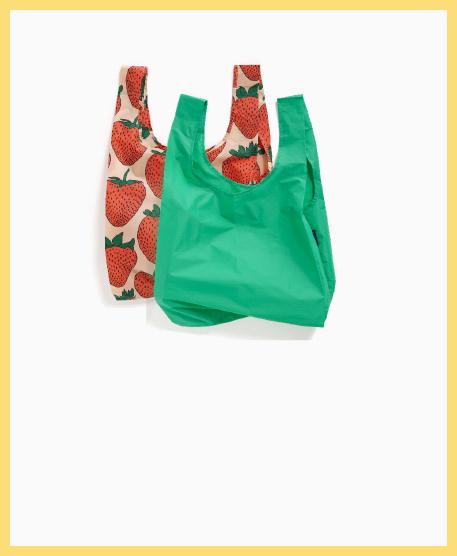 A couple of Baggu® bags