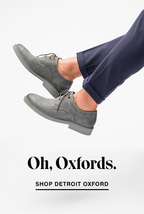 Shop Detroit Oxford.