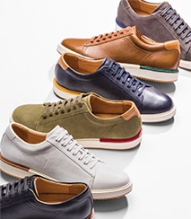 various Hush Puppies Heath sneakers